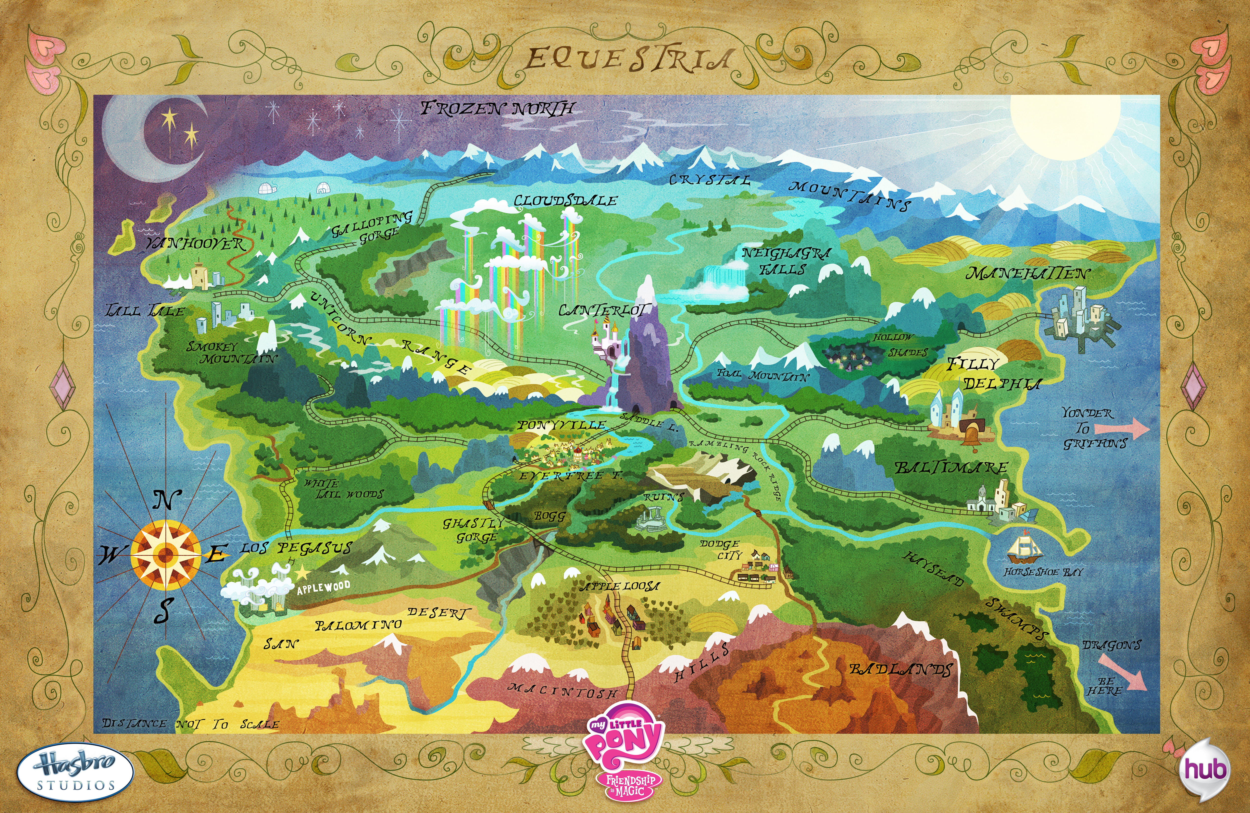 my little pony equestria minecraft map download